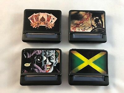 Mens Joker Automatic Cigarette Tobacco Smoking Rolling Machine Roller Box 70mm