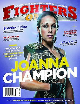 Fighters Only Magazine Issue 159 (October 2017 Issue)