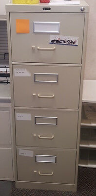 Metal File Cabinets (Insurance Required)