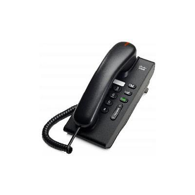 677J696 Cisco Unified Ip Phone 6901 Charcoal  Slimline Handset       En