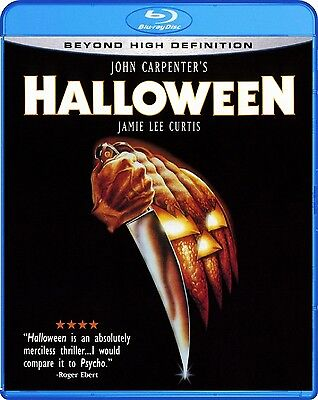 Halloween (1978) Jamie Lee Curtis | New | Sealed | Blu-ray Region free