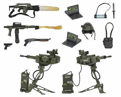 Aliens – Accessory Pack – USCM Arsenal - NECA