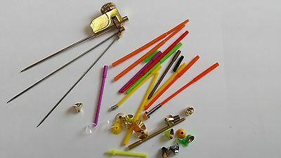 LG FLY TYING TUBE KIT & FLY HOLDER + 3 pin included with PROTUBE