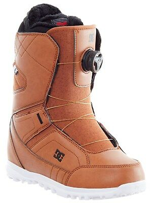 DC Brown Search Womens Snowboard Boots