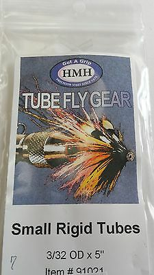 Hmh      Rigid Tubes Small  # 91021  Fly Tying Tubes