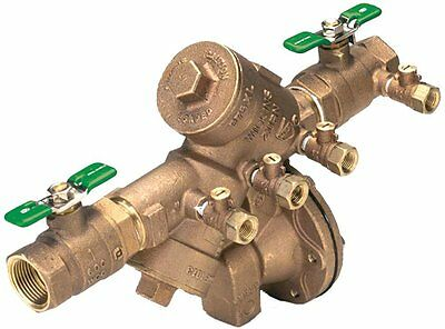 "Wilkins 114-975XL  Reduced Pressure Backflow Preventer 1-1/4""  MPN 975XL114"