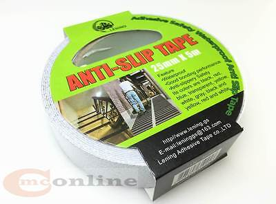 Anti Slip Tape Roll Waterproof Adhesive Skin Friendly Non-Abrasive 5 Meters