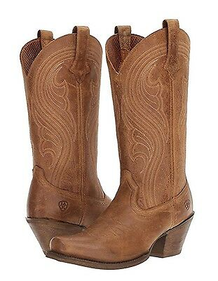 Ariat - Women's Lively Western Cowboy Boot Size 9 AS NEW
