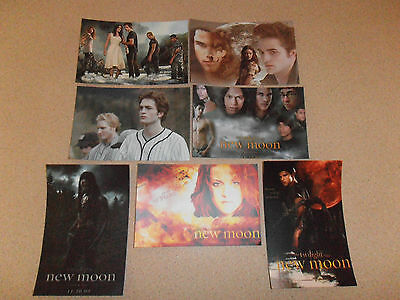 twilight new moon photo postcards