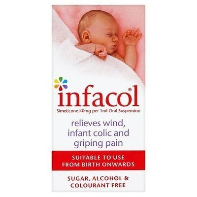 Infacol Suspension 50ml X 3 Packs