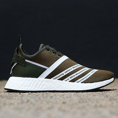 8a7651087633d Adidas WM NMD R2 PK Trace Olive Mountaineering Size 13. CG3649 yeezy ultra  boost