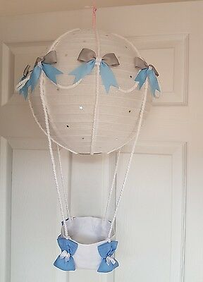 Hot Air Balloon Light Shade Looks Stunning In Nursery Baby.