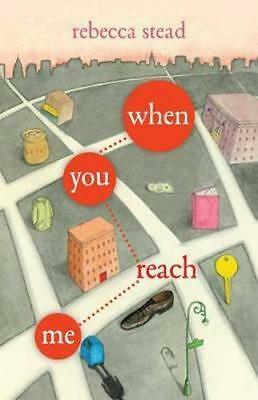 NEW When You Reach Me  By Rebecca Stead Paperback Free Shipping