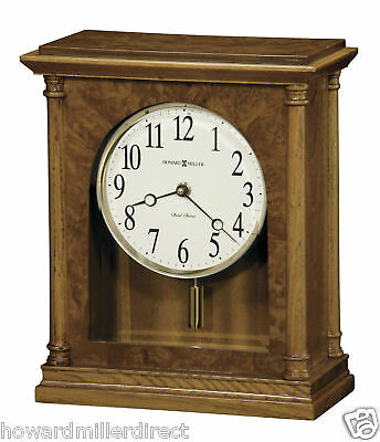 Howard Miller 635-132 Carly - Chiming Mantel Clock