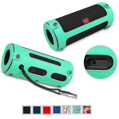 For JBL Flip 4 3 Bluetooth Speaker Case Cover Travel Carry Bag Sleeve Protective