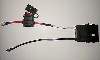 Wire Harness Connector for Fisher-Price® Power Wheel