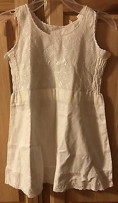 Toddler Girl's Vintage White Slip