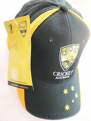 Australian Cricket Cap Hat BRAND NEW Cooper Sports Australia Official Product