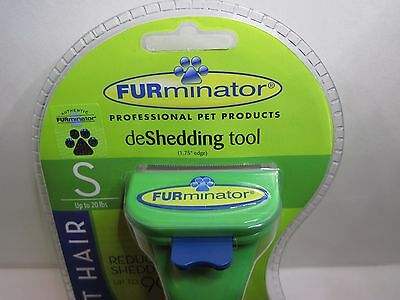 FURminator deShedding Tool for small dog