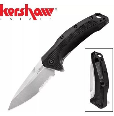 Kershaw Link 1776St Spring Assisted Opening Knife/speedsafe/usa Made-New In Box