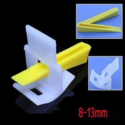 Tile Leveling System Wall Fooring Tiling Spacer Wedges Clips Constrction Lippage