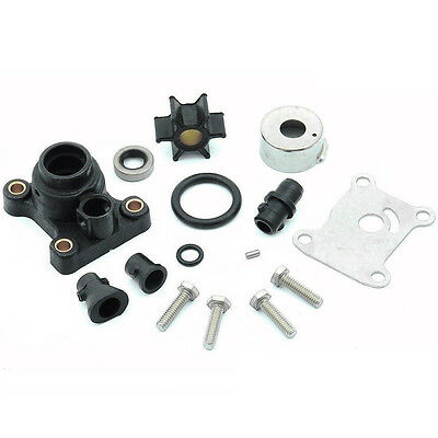 Water Pump Impeller Kit for Johnson Evinrude 9.9 15 Hp Outboard 391698 394711