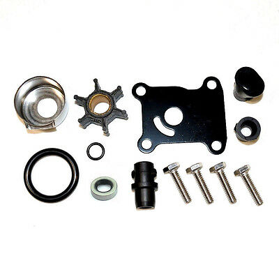 NEW Water Pump Impeller Kit 394711 WATER PUMP KIT FITS 9.9, 15 HP 2 AND 4 STROKE