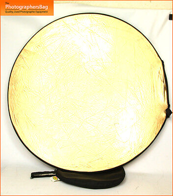 5 in 1 Circular Reflector approx 80cm (marked) + Free UK Postage