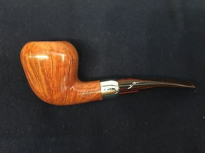 NEW SAVINELLI AUTOGRAPH Pfeife - pipe - pipa, Armymount and Cumberland MP