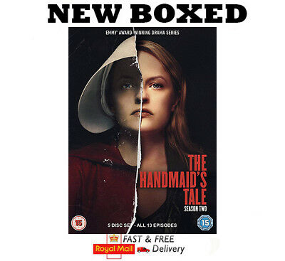 The Handmaid's Tale Season 2 DVD New Region 2 Fast & Free Dispatch