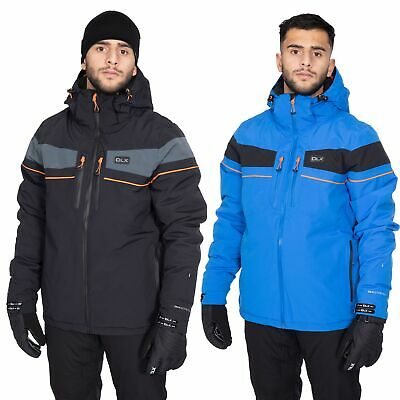 Trespass Pryce DLX Stretch Mens Ski Jacket Casual Active Hooded Coat