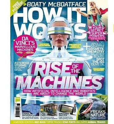 How It Works Magazine Issue 99 (new) 2017