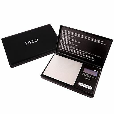 100g 600g Myco Digital Pocket Scale Gold Jewellery Weighing LCD Screen