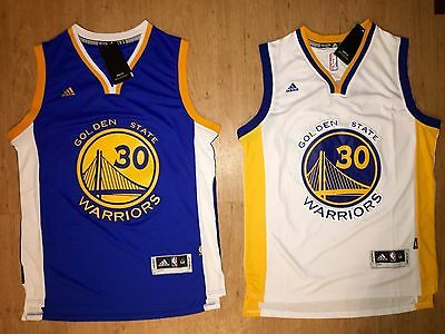 Golden State Warriors Stephen Curry 30 Throwback Swingman Men Jersey Blue White