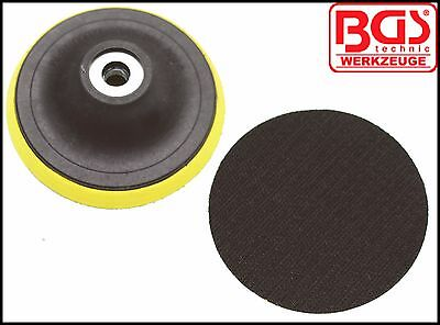 BGS - Velcro Pad For BGS 9259, Cordless Polisher, 100 mm Pro - 9259-3