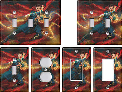 Doctor Strange - Light Switch Covers Home Decor Outlet