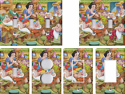 Disney Snow White - Light Switch Covers Home Decor Outlet