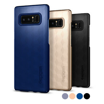 For Samsung Galaxy Note 8 Spigen® [Thin Fit] Ultra Slim Lightweight Case Cover
