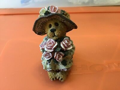 Boyds Bears & Friends Rose Bear