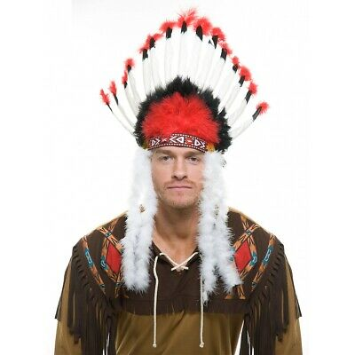 Indian Headdress Costume Accessory Kids Thanksgiving