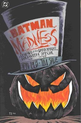 Batman Legends Of The Dark Knight Halloween Special: Madness Vf/nm