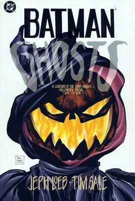 Batman: Ghosts Vf/nm Legends Of The Dark Knight Halloween Special