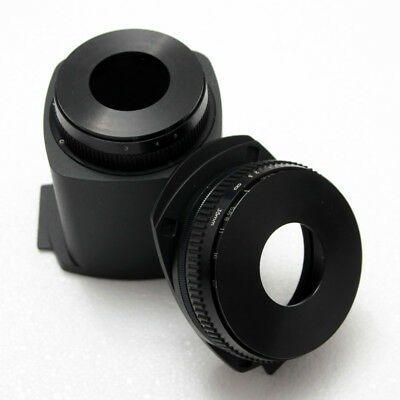 """Custom Made Lens Cone For Cambo Wide DS RS WDS WRS Portable 4x5"""" Digital Camera"""