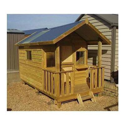 Cubby House The Gamekeepers Cottage Timber Play house