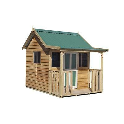 The Shanty Supreme Cubby House