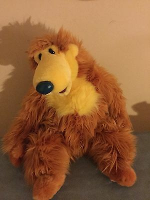 bear in the big blue house plush toy