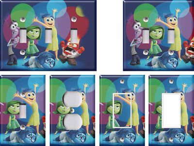 Disney Inside Out - Light Switch Covers Home Decor Outlet