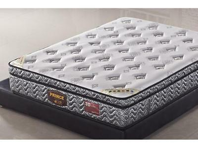 PR6000  Firm Pillow Top Mattress Individual Pocket Spring with latex