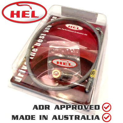 HEL Braided CLUTCH Line HOLDEN Commodore VT-VZ Full length (T56 Gearbox)