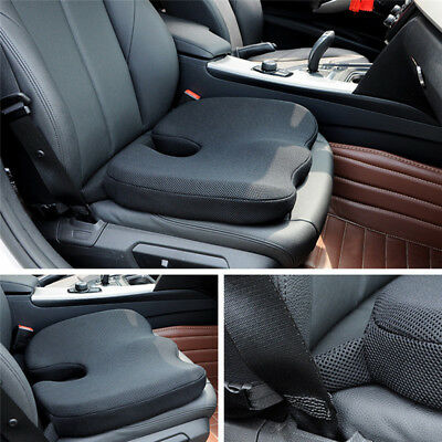 ORTHOPEDIC SEAT Gel-enhanced Comfort Memory Foam Office Car Chair Cushion